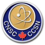 CNSC - Canadian National Safety Commission Logo